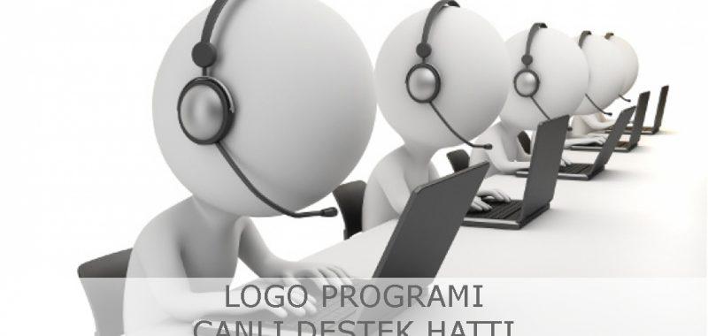 Logo Canlı Destek Hattı